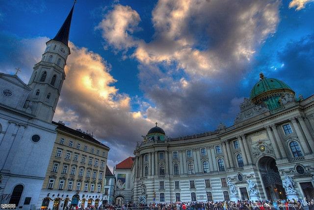 The capital of Austria, Wien. Photo by MorBCN, via Flickr.
