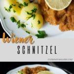 Wiener schnitzel pinterest pin