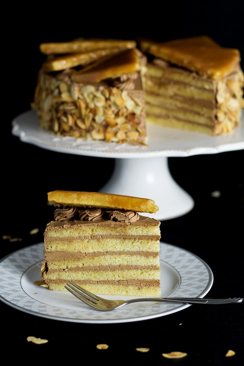 Layer Cake His Name