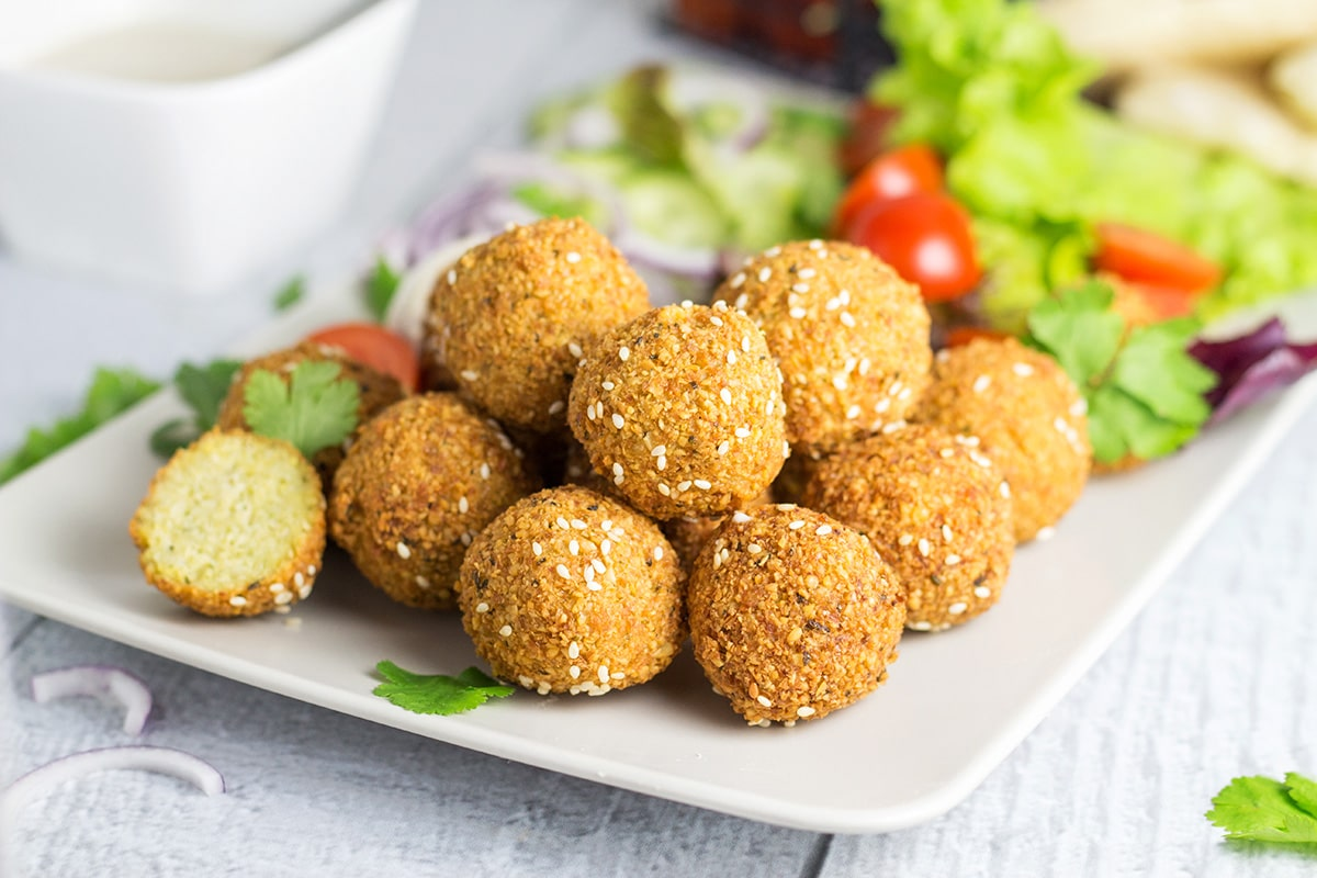 Wondering how to make falafel at home? Check out our comprehensive ...