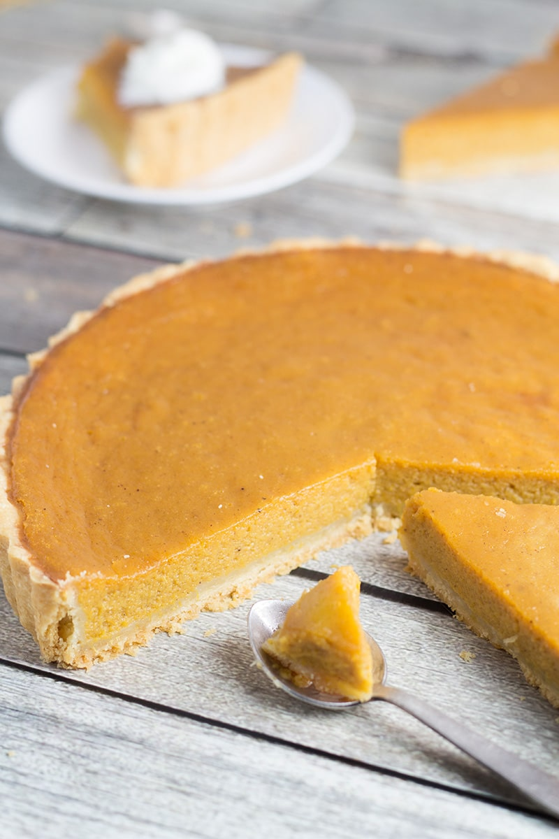 Mississippi Sweet Potato Pie Recipe A Southern Classic - 800x1200 ...