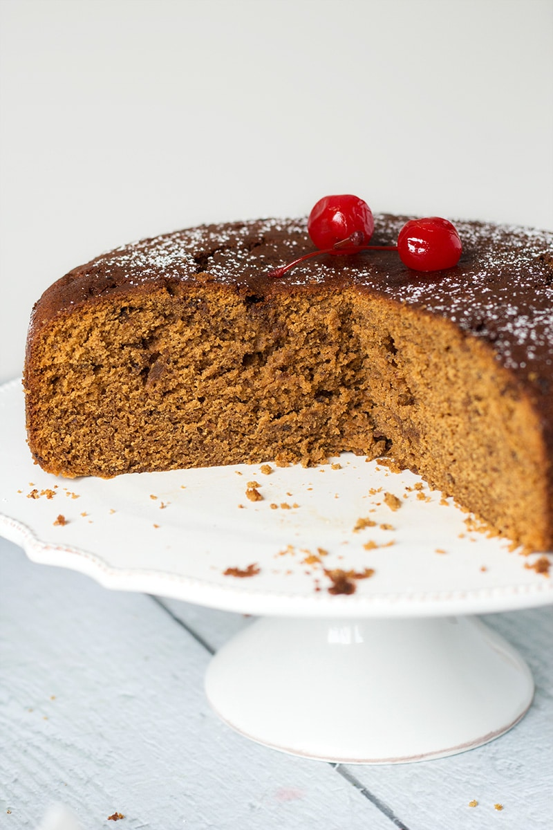 Best Jamaican Fruit Cake Recipe