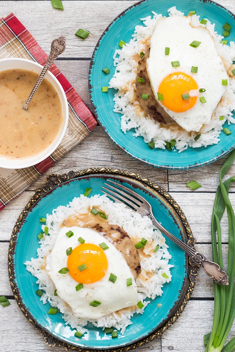 Hawaiian Loco Moco Recipe Cooking The Globe