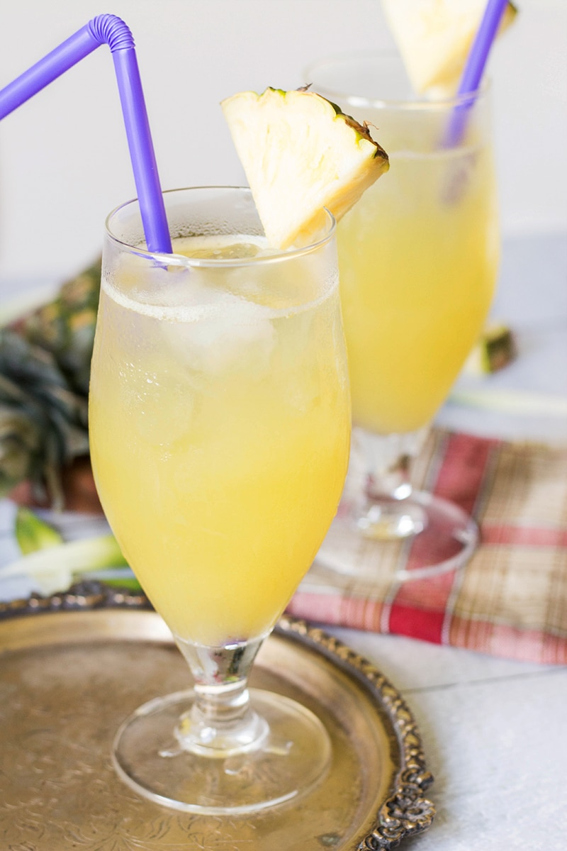 If you are suffering from summer heat, try these 3 refreshing Agua Frescas: pineapple-vanilla, strawberry-watermelon, and cucumber-mint. Heat is not a threat anymore!