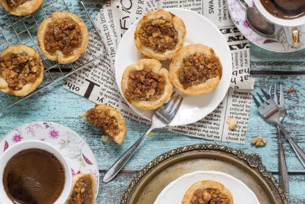 Butter Tarts are the traditional Canadian dessert. These little cute treats are sweet and buttery. One of the best desserts I have ever tried!   cookingtheglobe.com