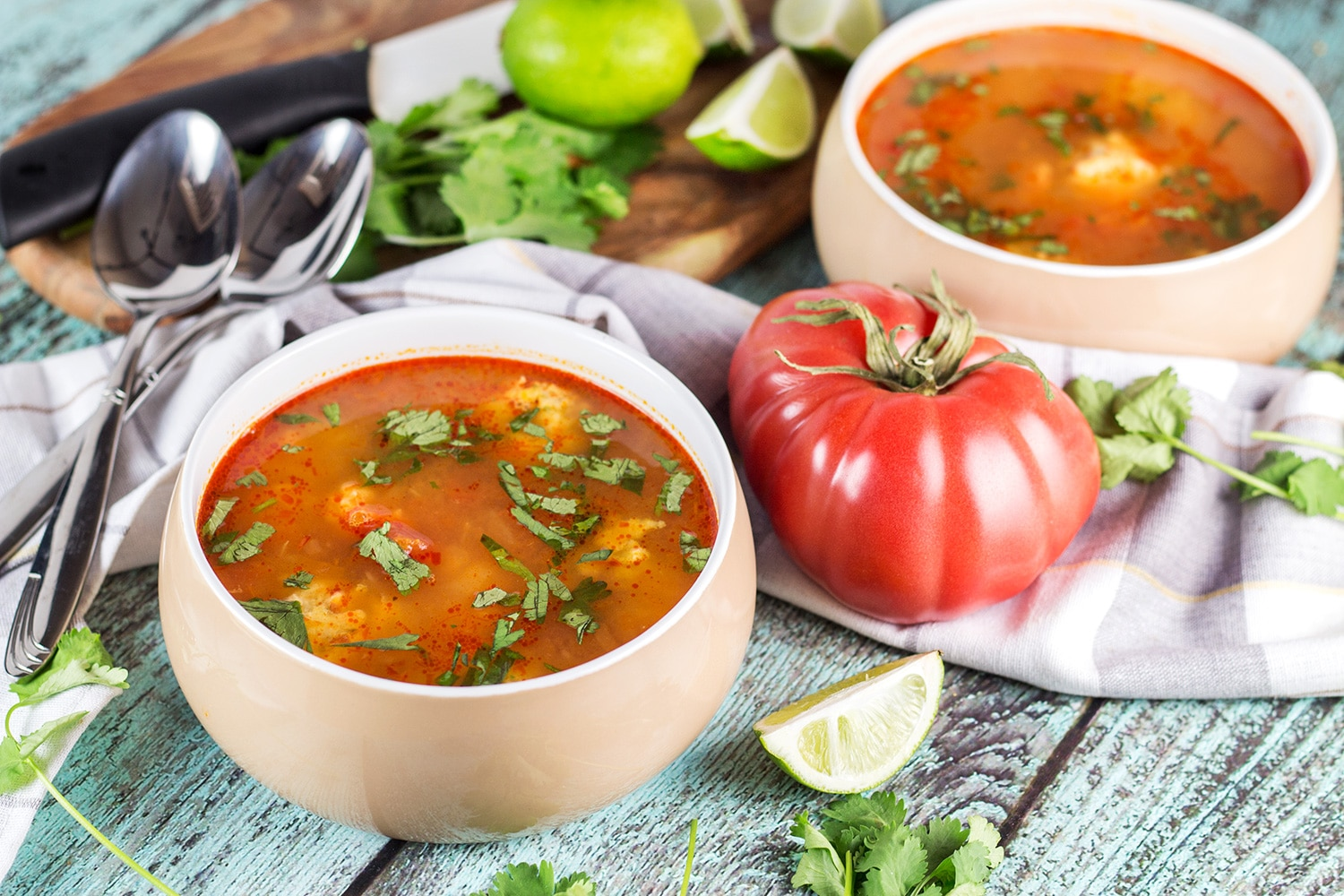how to make mexican soup