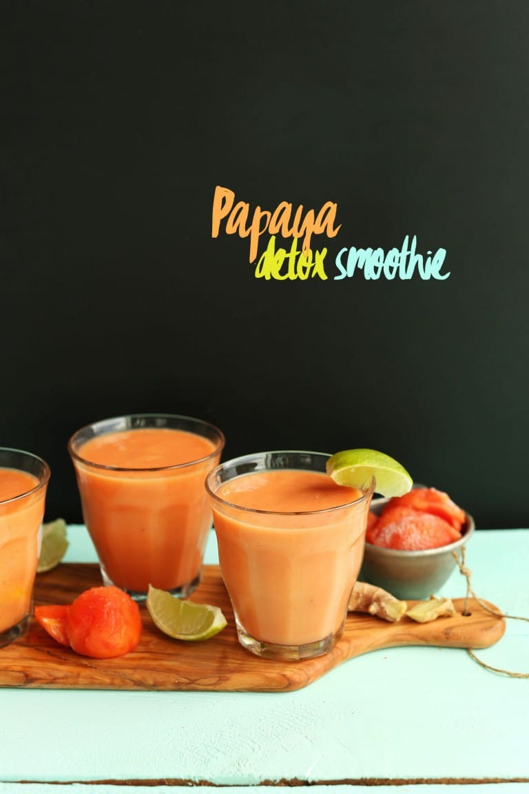 24 Outstanding Papaya Recipes That Will Satisfy Every Craving! | cookingtheglobe.com