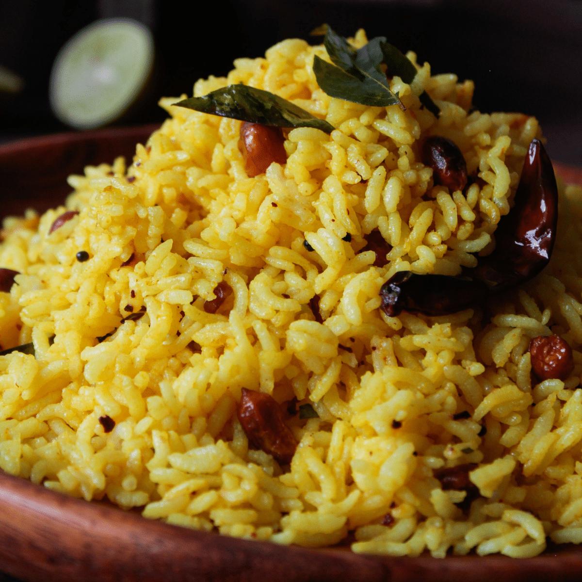 Ready Lemon Rice